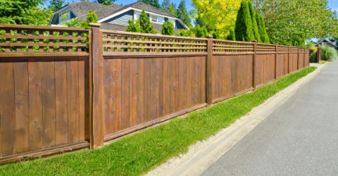 Domestic Fencing solutions