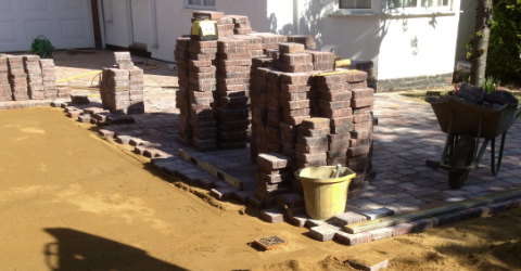 Enhance the existing brickwork of your property